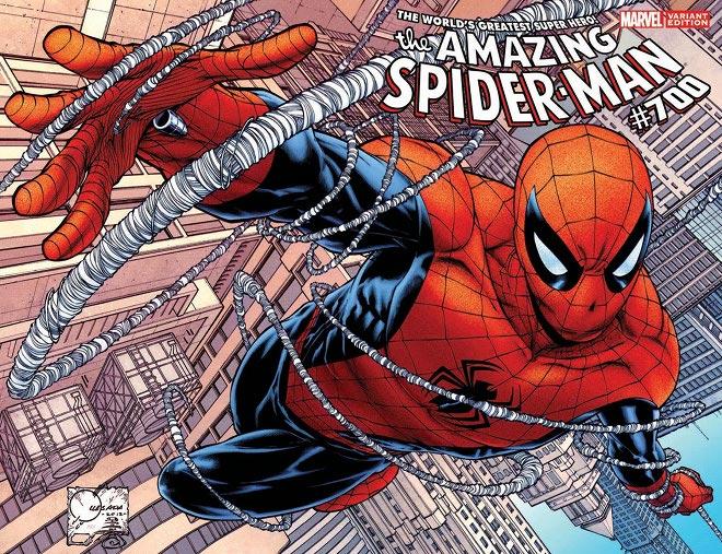 the amazing spider-man ( la muerte de peter parker) 233
