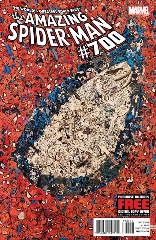 the amazing spider-man ( la muerte de peter parker) 332