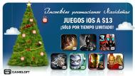 Gameloft | Anuncia sus ofertasnavideñas