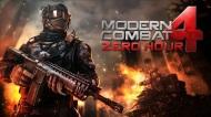 Gameloft anuncia Modern Combat 4 Zero Hour | Trailer eImágenes
