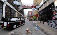 Mundo Geek | 8bit Lane… la calle londinenseochobitera