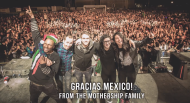 Música | The Motheship Tour México – Video