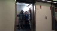 Web | Un Jedi en el ascensor –Broma