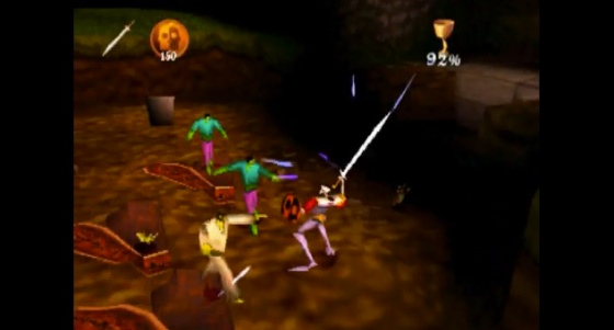 MediEvil Gameplay 2